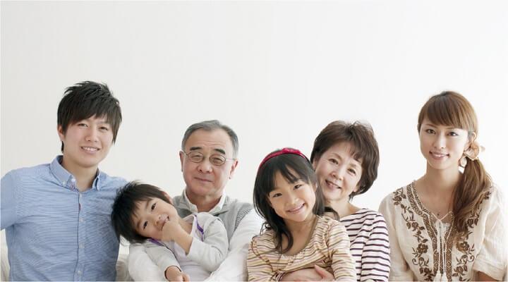 見守るご家族の支援
